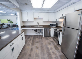 Aspen Meadows Community Room Kitchen