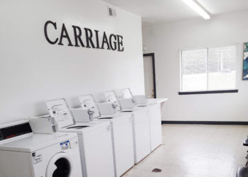 Carriage Laundry Facility