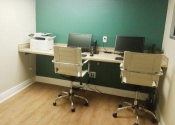 Federation Computer Room