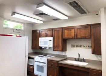 Fellowship Community Room Kitchen