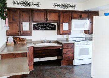 Fellowship Penthouse Kitchen