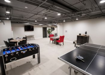 Halcyon Game Room