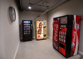Halcyon Vending Machines
