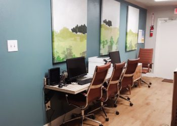 Highland Square Computer Room