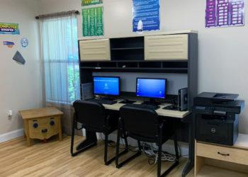 Meadow Run Computer Room