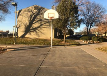 Meadows Townhomes Basketball Court