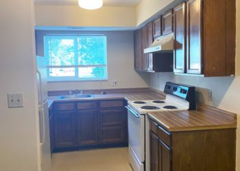 Meadows Townhomes Kitchen