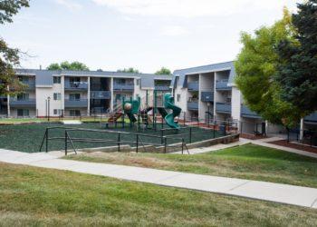 Park Terrace Exterior