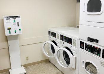 Plaza II Laundry Facility