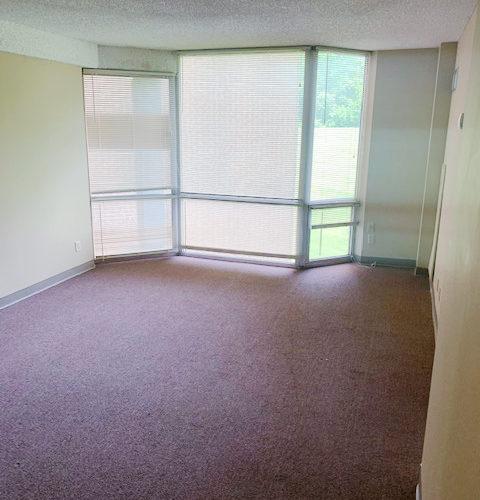 Plaza II Living Area