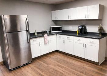 Richland Hills Community Room Kitchen