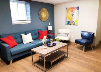 Richland Hills Lounge Area