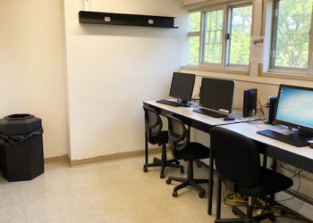 Rip Van Winkle Computer Room