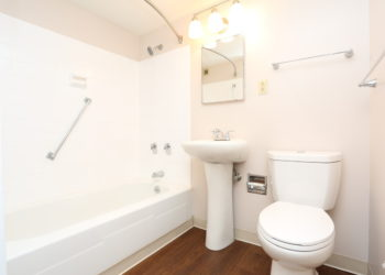 Rose Tower Bathroom
