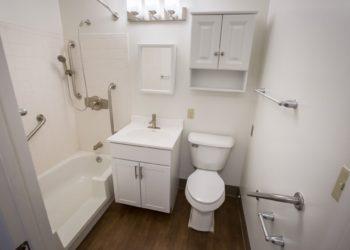 Siena Village Bathroom