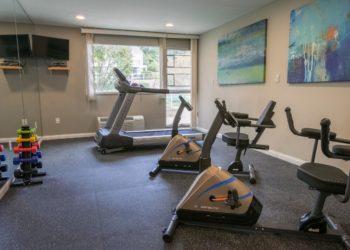 Siena Village Fitness Room