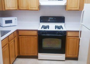 South Village III Kitchen