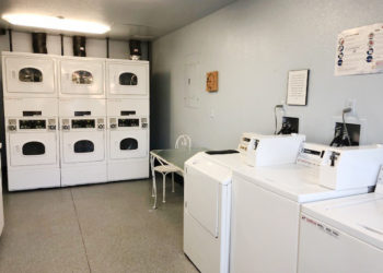 St. Francis Manor Laundry Facility