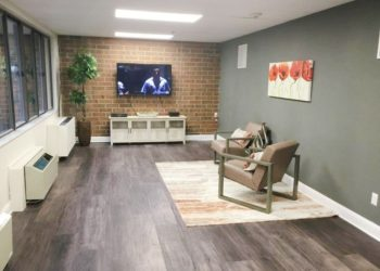 Tamarack TV Room