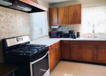 Terrace Ridge Community Room Kitchen