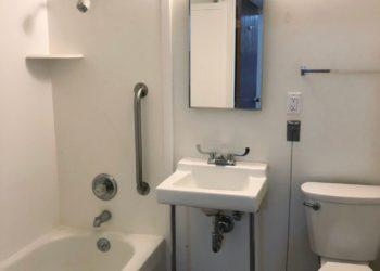 Three Link Tower Bathroom
