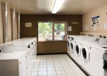 Three Link Tower Laundry Facility