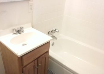 Tiffany Square Bathroom