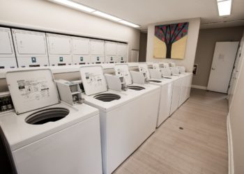 Whitney Young Laundry Facility