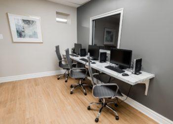 William Tell Computer Room